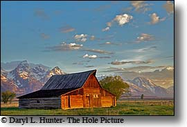 Moulton Barn, Grand Tetons, Grand Teton National Park