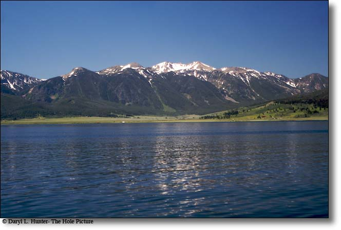 Lakes of the island park idaho region for Henrys lake fishing