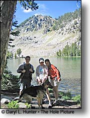 Jackson Peak Goodwin Lake Hikers