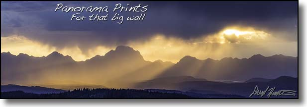 Large Formant Panaroma Prints