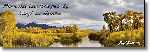 Montana Landscape Collection by Daryl L. Hunter