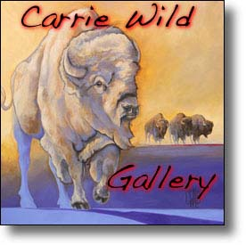 Carrie Wild Gallery, Wildlife art