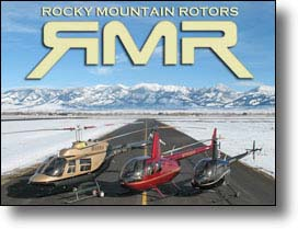 Rocky Mountain Rotors Helicopter Tours