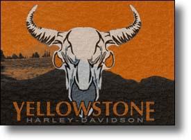 Yellowstone Harley and Biker Information
