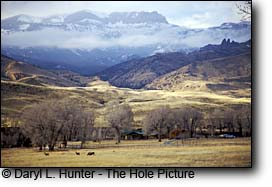 wyoming ranch, cody wyoming