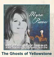 Myra Pearce Ghosts of Yellowstone