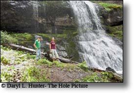 hyalite creek montana fishing company