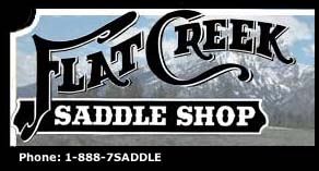 Flat Creek Saddlery logo